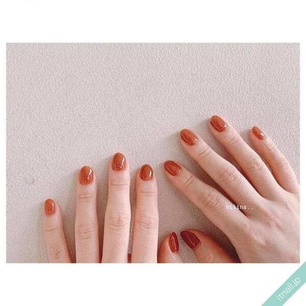 ひと塗りでオシャレ♡秋の「ワンカラーネイル」ランキングTOP10