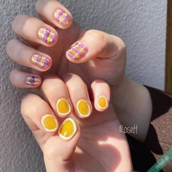 立体感が可愛い♡『ぷっくりネイル』でトレンドデザイン☆