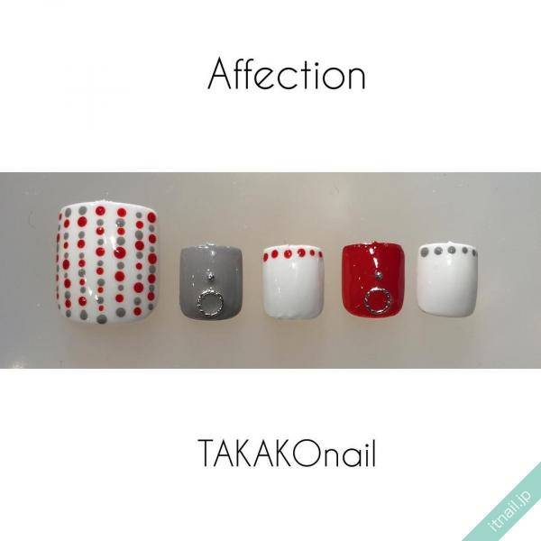 affection TAKAKOnail