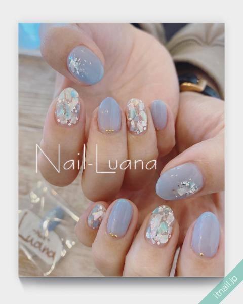 Nail-Luana (山梨)