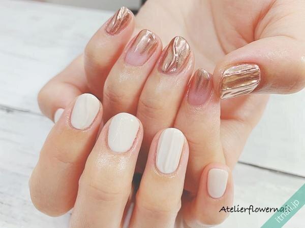 Atelier flower nail
