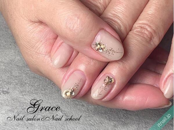 Graceが投稿したネイルデザイン [photoid:I0090752] via Itnail Design (636192)