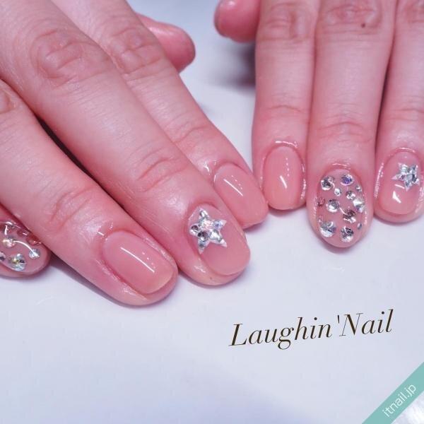 Laughin'Nailが投稿したネイルデザイン [photoid:I0088403] via Itnail Design (637437)