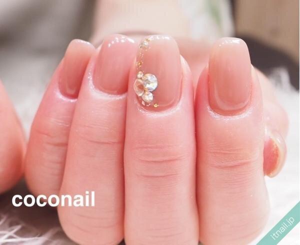 coconailが投稿したネイルデザイン [photoid:I0088354] via Itnail Design (638501)