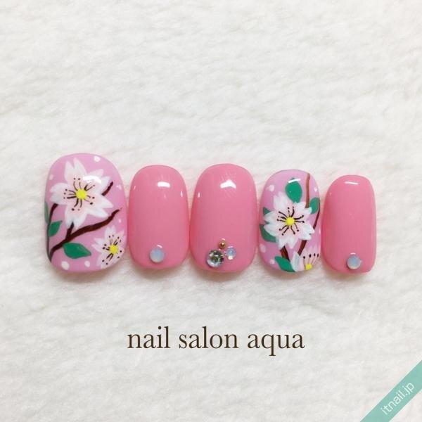 nail salon aqua