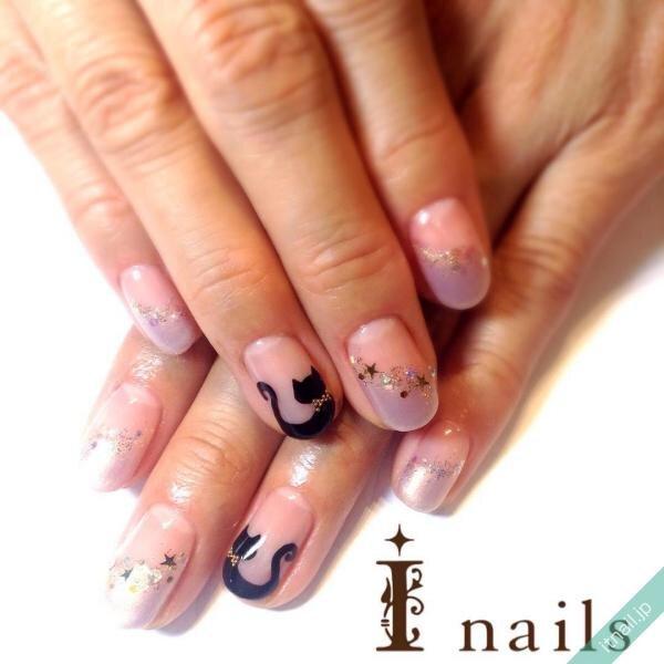 I nailsが投稿したネイルデザイン [photoid:I0029476] via Itnail Design (638605)