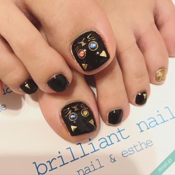 brilliant nailが投稿したネイルデザイン [photoid:I0092426] via Itnail Design (638606)