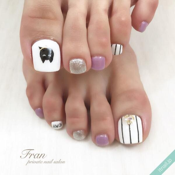 Franが投稿したネイルデザイン [photoid:I0046078] via Itnail Design (638609)