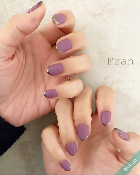 Franが投稿したネイルデザイン [photoid:I0093557] via Itnail Design (638645)