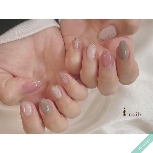 I nailsが投稿したネイルデザイン [photoid:I0093013] via Itnail Design (638647)