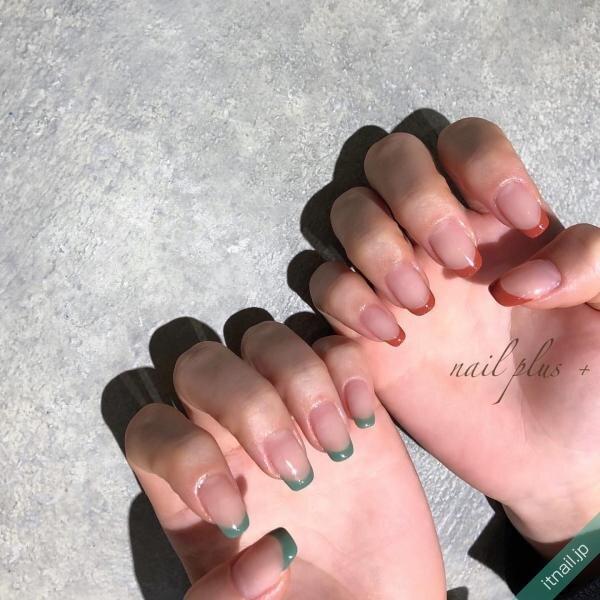 nail PLUS+が投稿したネイルデザイン [photoid:I0091685] via Itnail Design (637505)
