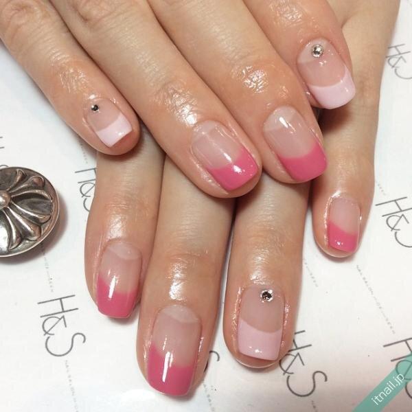 色んなピンクで楽しむ桜カラー
