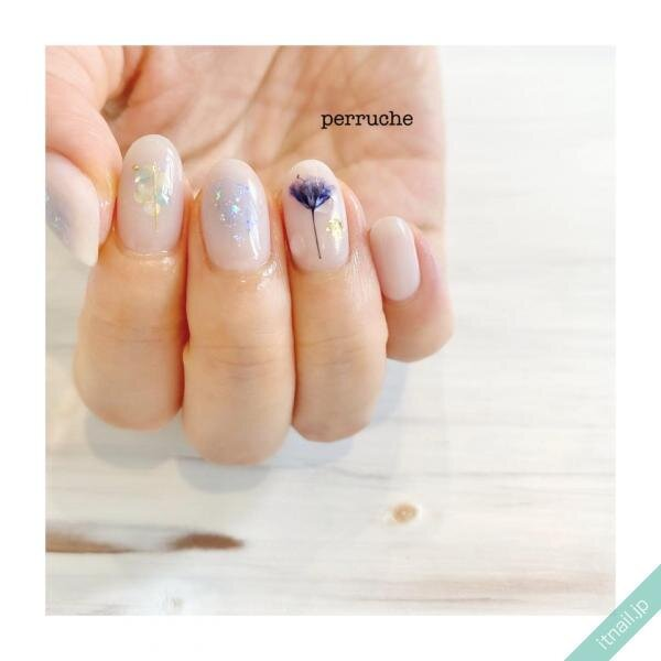 perrucheが投稿したネイルデザイン [photoid:I0087550] via Itnail Design (638822)