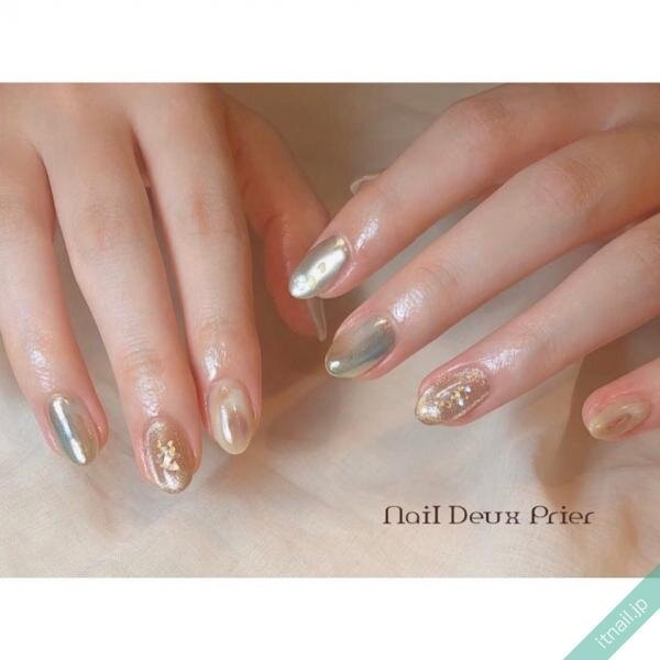 I nailsが投稿したネイルデザイン [photoid:I0093027] via Itnail Design (639492)