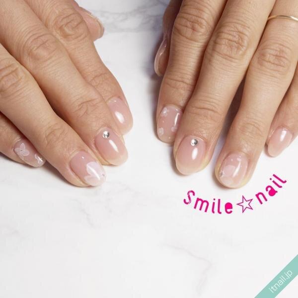 Smile☆nailが投稿したネイルデザイン [photoid:I0091784] via Itnail Design (639443)