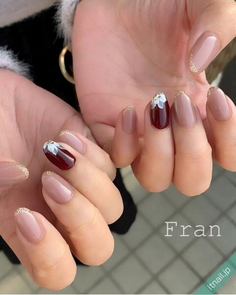 Franが投稿したネイルデザイン [photoid:I0093599] via Itnail Design (639433)