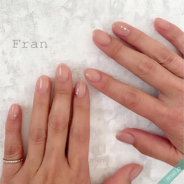 Franが投稿したネイルデザイン [photoid:I0093602] via Itnail Design (639834)