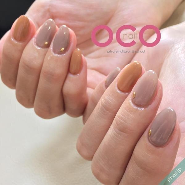 OCO nailが投稿したネイルデザイン [photoid:I0011087] via Itnail Design (639494)
