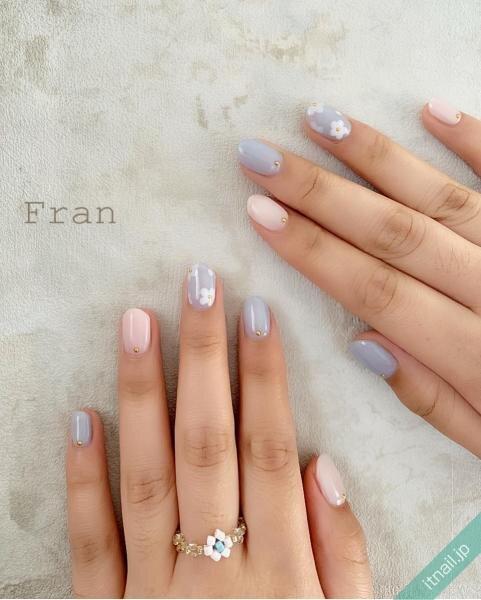 Franが投稿したネイルデザイン [photoid:I0087679] via Itnail Design (639234)