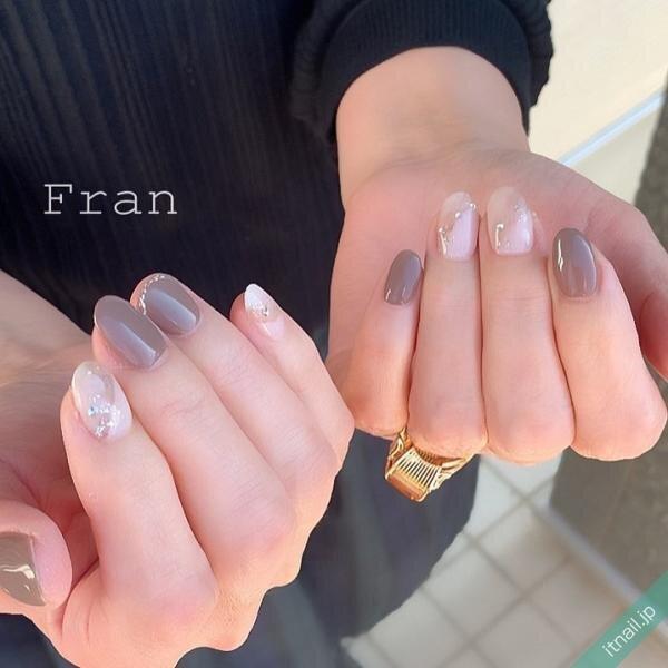 Franが投稿したネイルデザイン [photoid:I0093609] via Itnail Design (638917)