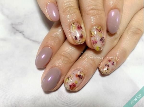 Gemmy nailが投稿したネイルデザイン [photoid:I0082037] via Itnail Design (640109)