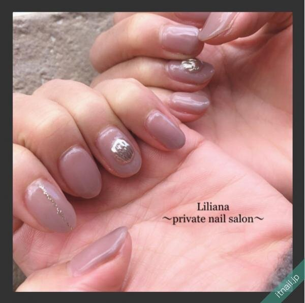 Lilianaが投稿したネイルデザイン [photoid:I0094515] via Itnail Design (639995)