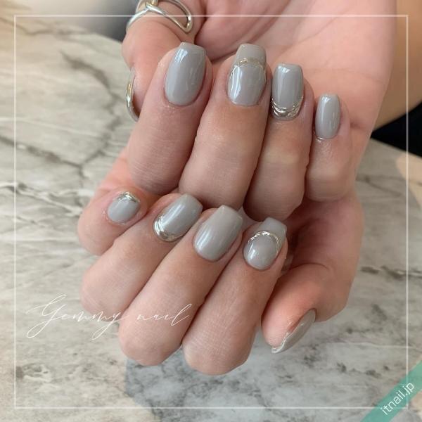 Gemmy nailが投稿したネイルデザイン [photoid:I0089829] via Itnail Design (639981)