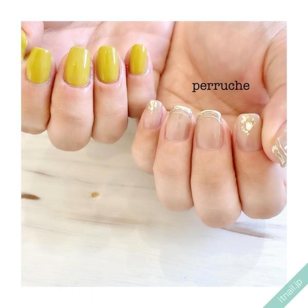 perrucheが投稿したネイルデザイン [photoid:I0093354] via Itnail Design (640087)