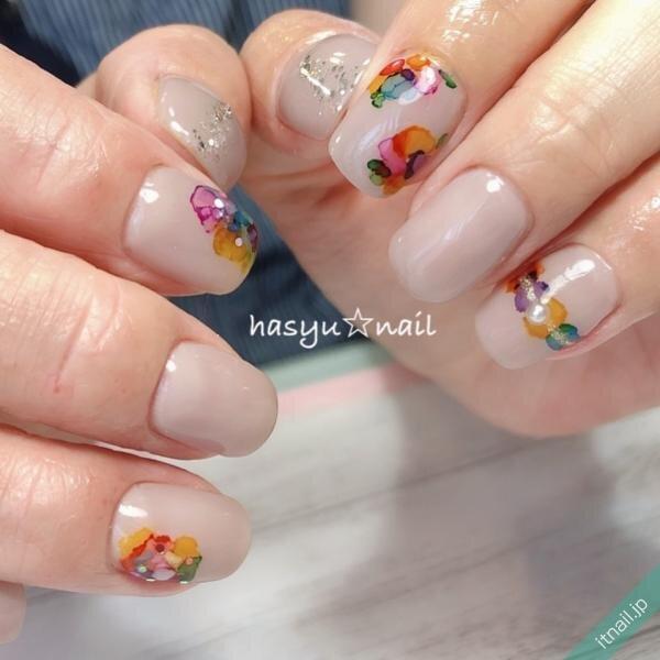 hasyu☆nailが投稿したネイルデザイン [photoid:I0068356] via Itnail Design (639518)