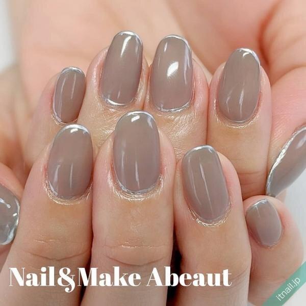 Nail&Make Abeautが投稿したネイルデザイン [photoid:I0082997] via Itnail Design (640180)