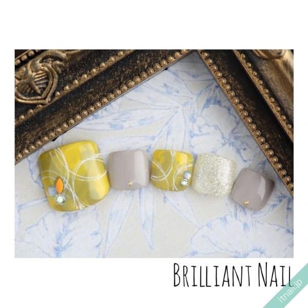 Brilliant Nailが投稿したネイルデザイン [photoid:I0089181] via Itnail Design (640184)