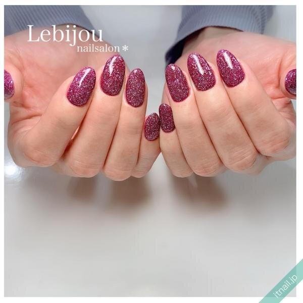 Le bijouが投稿したネイルデザイン [photoid:I0092511] via Itnail Design (640239)