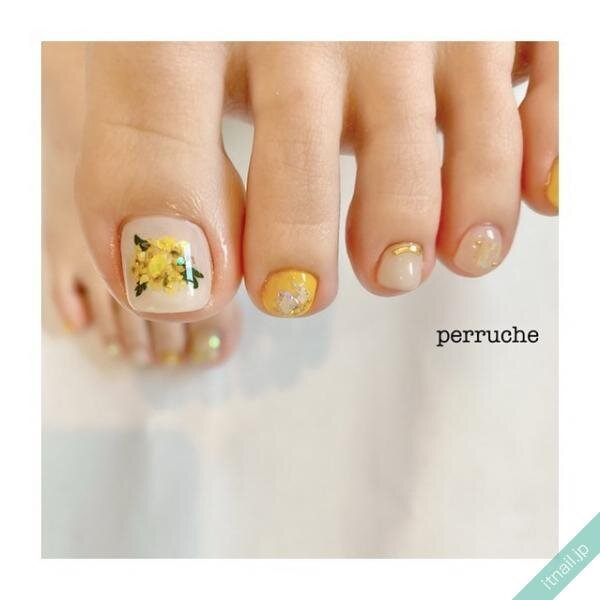 perrucheが投稿したネイルデザイン [photoid:I0080159] via Itnail Design (641993)