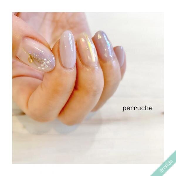 perrucheが投稿したネイルデザイン [photoid:I0093367] via Itnail Design (640519)