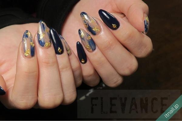 FLEVANCEが投稿したネイルデザイン [photoid:I0061227] via Itnail Design (640542)