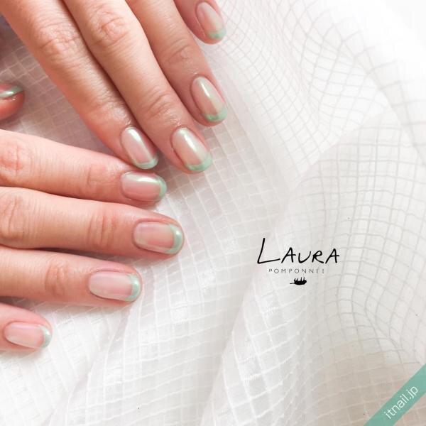 LAURA POMPONNEEが投稿したネイルデザイン [photoid:I0085987] via Itnail Design (640508)