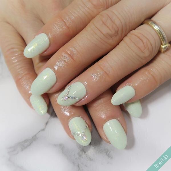 gloss nailが投稿したネイルデザイン [photoid:I0093034] via Itnail Design (640610)