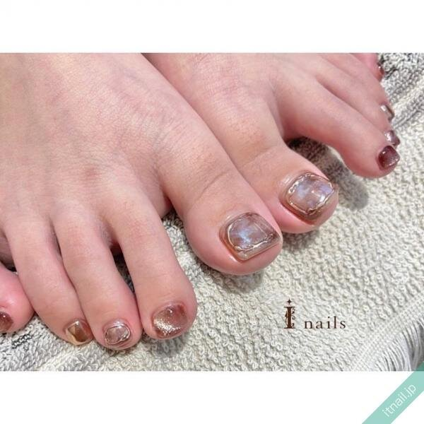 I nailsが投稿したネイルデザイン [photoid:I0093018] via Itnail Design (640890)