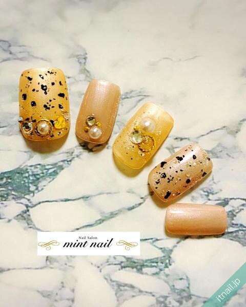 mint nailが投稿したネイルデザイン [photoid:I0094564] via Itnail Design (640969)