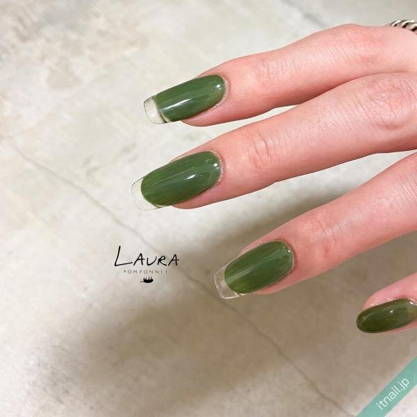 LAURA POMPONNEEが投稿したネイルデザイン [photoid:I0085992] via Itnail Design (641017)