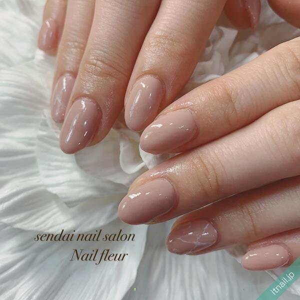 Nail fleurが投稿したネイルデザイン [photoid:I0078441] via Itnail Design (641300)