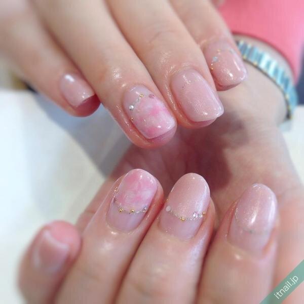 nail salon MINXが投稿したネイルデザイン [photoid:I0018941] via Itnail Design (641844)