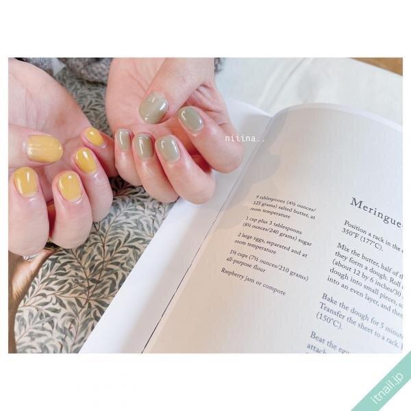 a little salon niiinaが投稿したネイルデザイン [photoid:I0094334] via Itnail Design (641913)