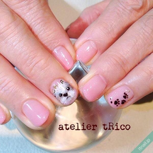 atelier tRicoが投稿したネイルデザイン [photoid:I0030892] via Itnail Design (642196)