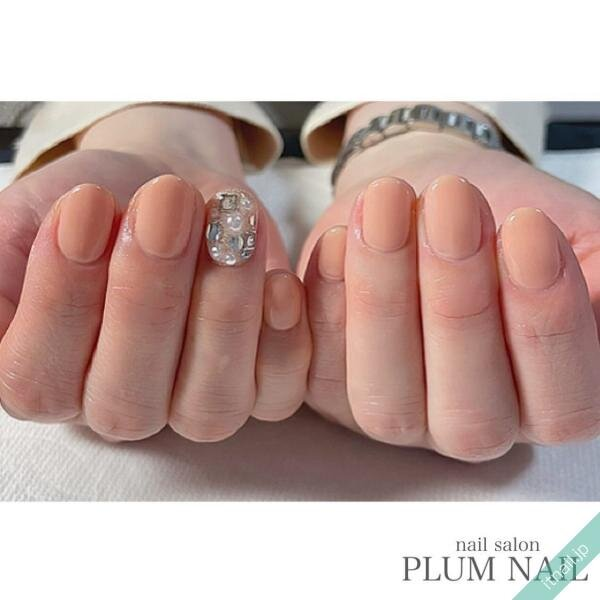 PLUM NAILが投稿したネイルデザイン [photoid:I0095656] via Itnail Design (642713)