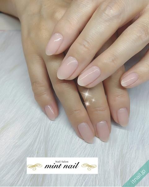 mint nailが投稿したネイルデザイン [photoid:I0094569] via Itnail Design (642719)