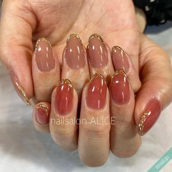 nailsalon ALICEが投稿したネイルデザイン [photoid:I0095530] via Itnail Design (642729)