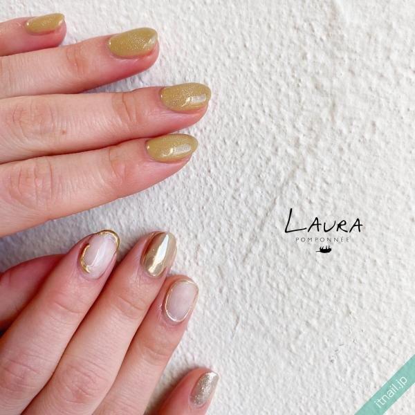 LAURA POMPONNEEが投稿したネイルデザイン [photoid:I0095291] via Itnail Design (642883)