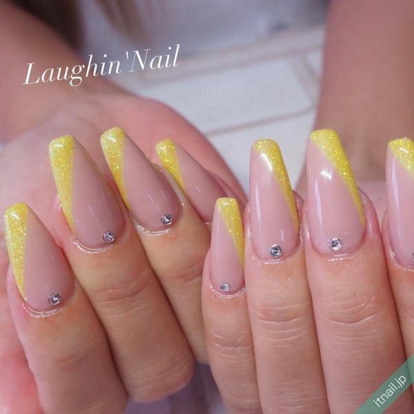 Laughin'Nailが投稿したネイルデザイン [photoid:I0088409] via Itnail Design (643095)