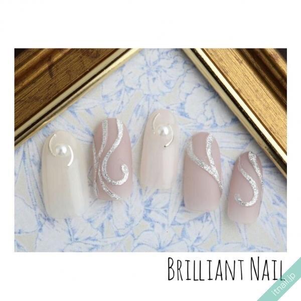 Brilliant Nailが投稿したネイルデザイン [photoid:I0089152] via Itnail Design (639762)